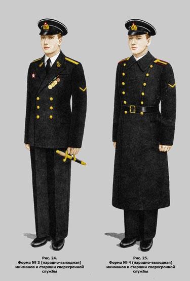 Для сержантов и солдат стрелковых и