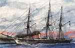 """Корвет """"Варяг"""" (1861г.)"""