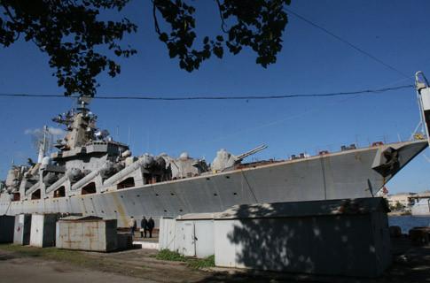 """15:18 Крейсер  """"Украина """" продадут россиянам?  Находясь с рабочим визитом..."""