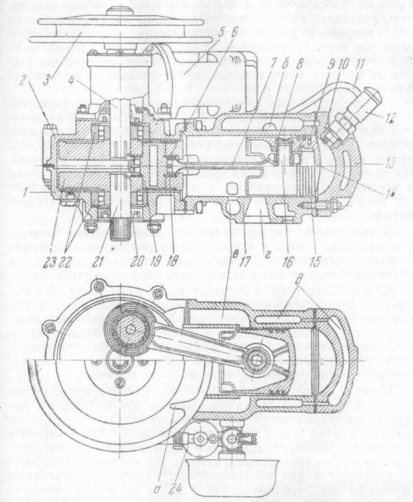 лодочный мотор лмр-6