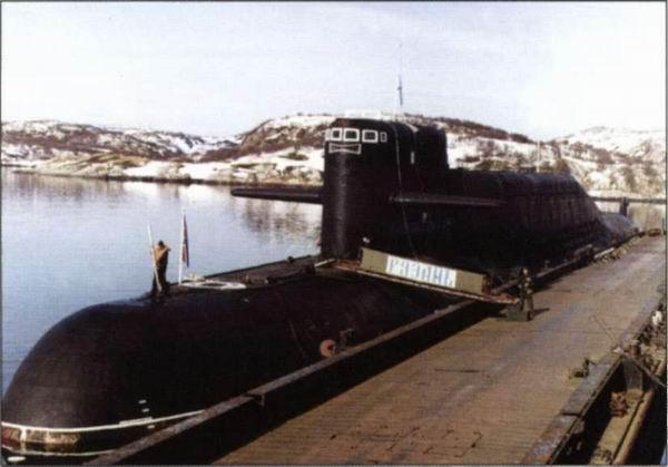 подводная лодка камчатка видео