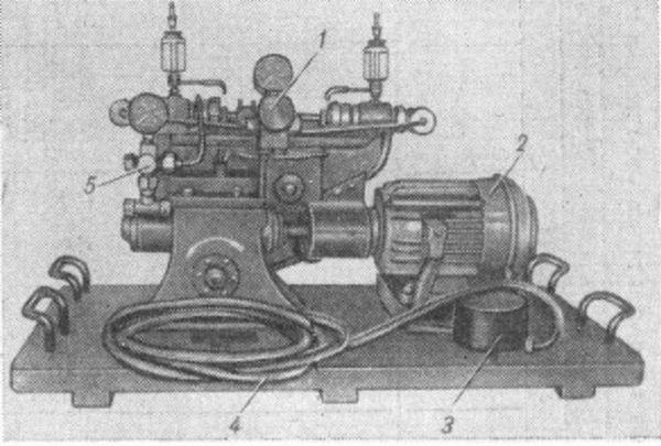 компрессор кн-4 инструкция