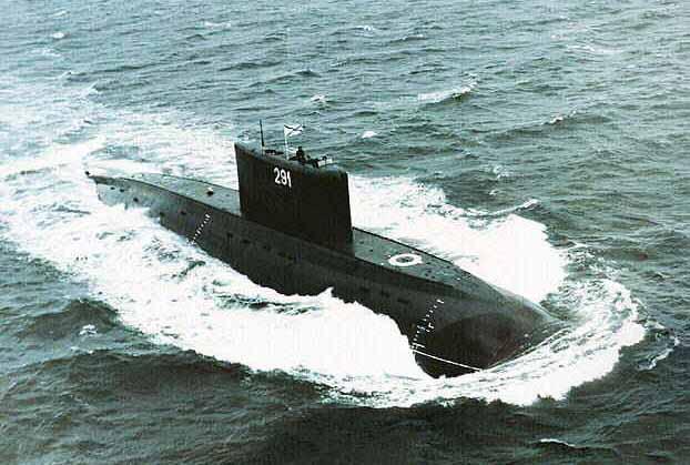 фото подводных лодок варшавянка