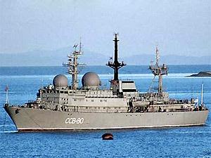 Navio de guerra russo com 170 homens a bordo está à deriva no Mar do Japão
