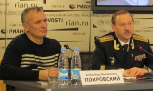 Игорь Курдин и Александр Покровский прокомментировали возможность создания военной партии