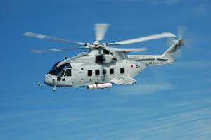 вертолет MCH-101