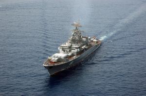 "Стражевият кораб на Черноморския флот ""Ладный"""