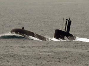 Подводница на южнокорейските ВМС (blog.donga.com)