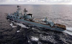 Главкомат ВМФ приступил к формированию оперативного соединения для действий в Средиземном море