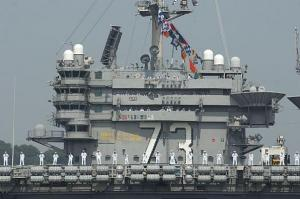 CVN73 George Washington