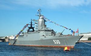 Стал известен сценарий проведения празднования Дня ВМФ в Санкт-Петербурге