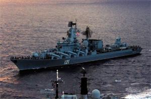 Минобороны: Усиление средиземноморской эскадры из-за Сирии не планируется