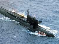 21-я годовщина со дня гибели атомного подводного крейсера К-219