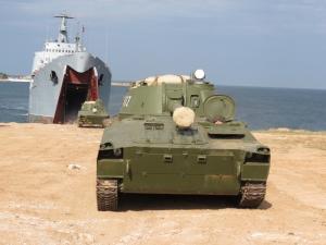 Завершился двухмесячный полевой выход морской пехоты КЧФ - Независимый проект =Морская Пехота России=