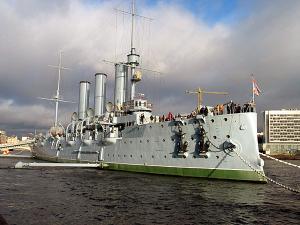 Корабль № 1 ВМФ России лишается экипажа