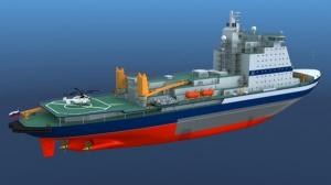 Россия начала подготовку плавсостава для освоения Арктики