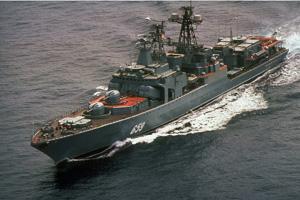 """В Баренцевом море стартовало учение """"Помор-2011"""""""