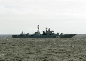 """БПК """"Вице-адмирал Кулаков"""", официально """"укомплектованный на 100% контрактниками"""", отправился в Аденский залив со срочниками на борту"""