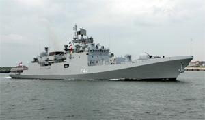 Новые фрегаты для ВМФ России получат имена царских адмиралов