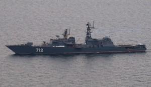 ВМФ РФ отработал действия на случай военного конфликта у берегов Сирии