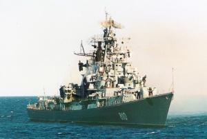 """Конвой судов с сирийским химоружием возглавит корабль ВМФ """"Сметливый"""""""