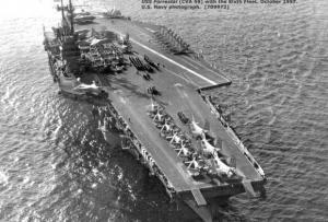 USS Forrestal CV-59