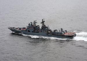 """БПК """"Североморск"""" примет участие в совместном учении с кораблями ВМС стран НАТО"""