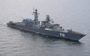 """СКР """"Неустрашимый"""" проекта 11540"""