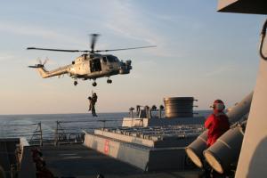 В акватории Балтийского моря пройдет четырехстороннее международное военно-морское учение