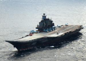 Флагманский корабль ВМФ России возвратился из дальнего похода