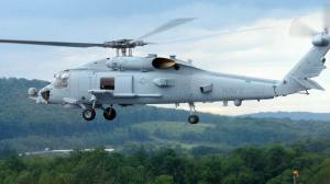 Вертолет MH-60R