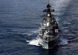 Корабли Северного флота провели учение по противолодочной борьбе в Баренцевом море