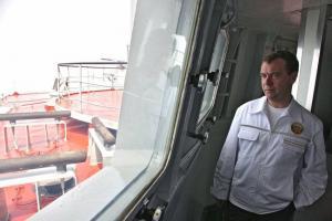 Президент РФ произвел перестановки в руководстве ВМФ России