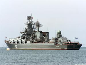 Корабли ВМФ РФ зашли в порт Гаваны с дружеским визитом
