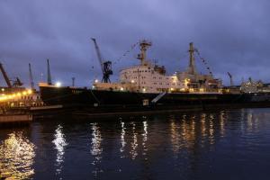 В День ВМФ в параде боевых кораблей в Североморске может принять участие атомный ледокол