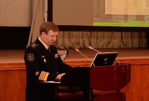 Главком ВМФ: из приполюсных районов Арктики могут исходить новые угрозы безопасности РФ