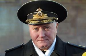 В Североморске представили нового командующего Северным флотом