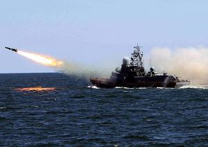 成功したロケット打ち上げは太平洋艦隊で行われます。