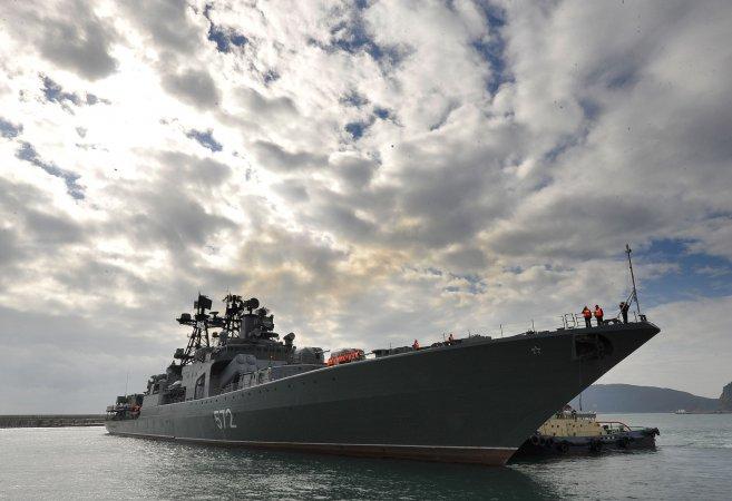 Активность нашего флота в Мировом океане. Изменения в составе. Новости (много!).