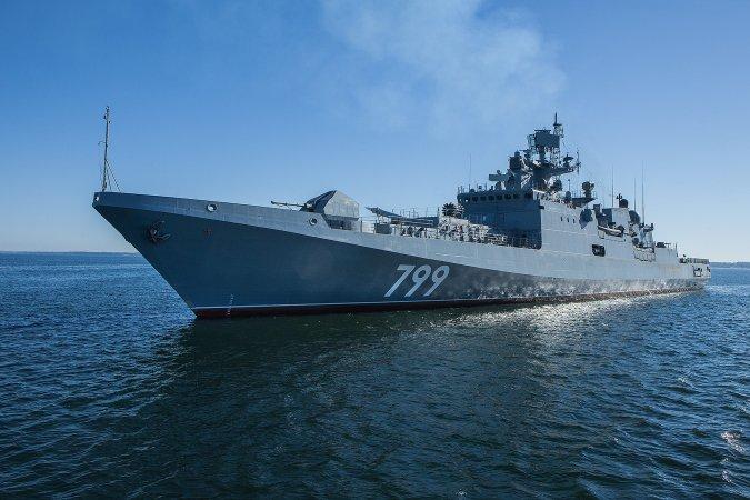 "Фрегат ""Адмирал Макаров"", проект 11356"