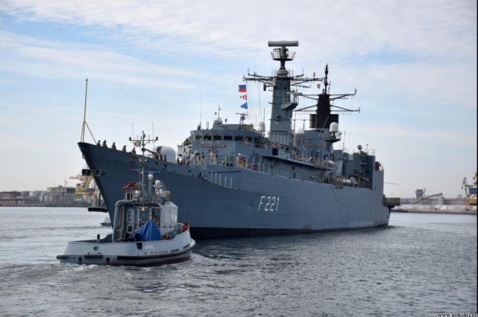 """Фрегат """"Регель Фердинанд"""", ВМС Румынии"""