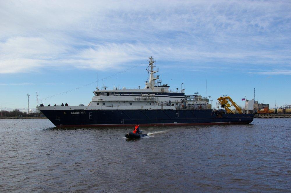 Турция и РФ приступили кподъему аппаратуры сзатонувшего корабля «Лиман»