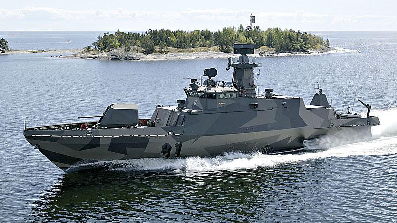 Ракетные катера типа Hamina (ВМС Финляндии)