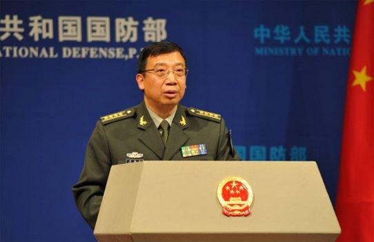 Официальный представитель Минобороны КНР Гэн Яньшэн
