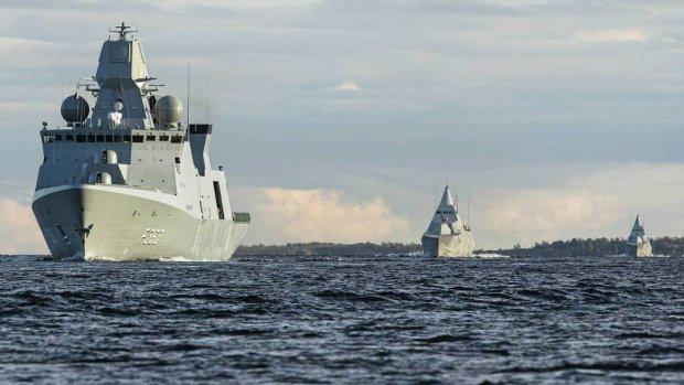 """Корабли ВМС Швеции ищут """"иностранную подводную активность"""" в Стокгольмском архипелаге"""