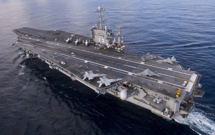 "Авианосец ""Гарри С.Труман"" (USS Harry S. Truman)"