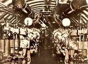АКУЛА. Двигатели Дизеля
