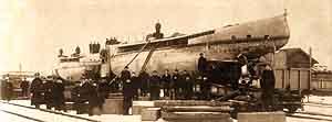 Подводная лодка касатка на